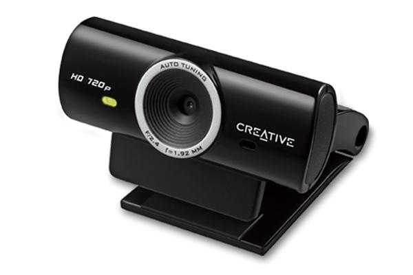 kamerka creative 720p live cam sync