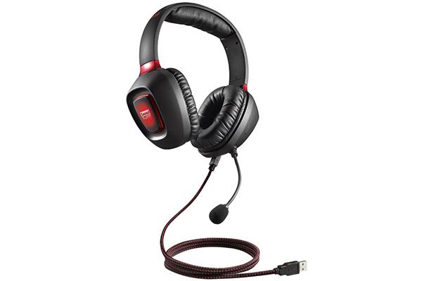 słuchawki  gamingowe bezprzewodowe tactic3d rage