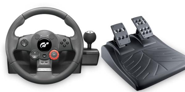logitech kierownica gamingowa