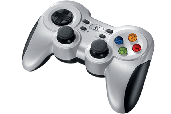 logitech f710 pad joystick