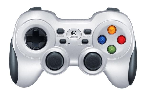logitech gaming pad