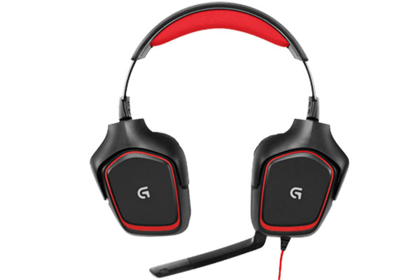 słuchawki gamingowe logitech g230