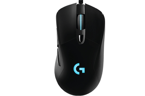 mysz do cs go logitech