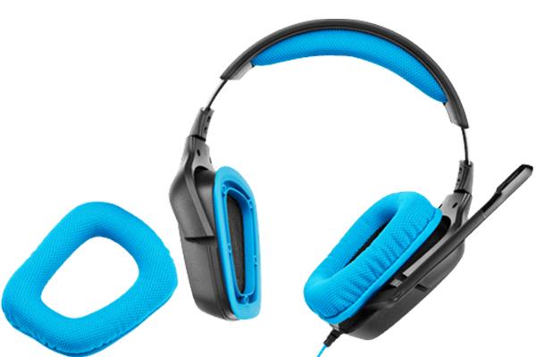 słuchawki gamingowe logitech g430