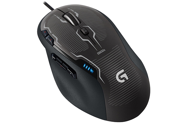 logitech mysz gamingowa g500s