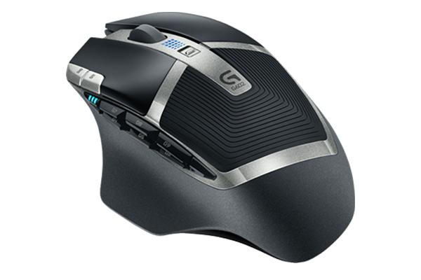 bezprzewodowa mysz gamingowa logitech g602