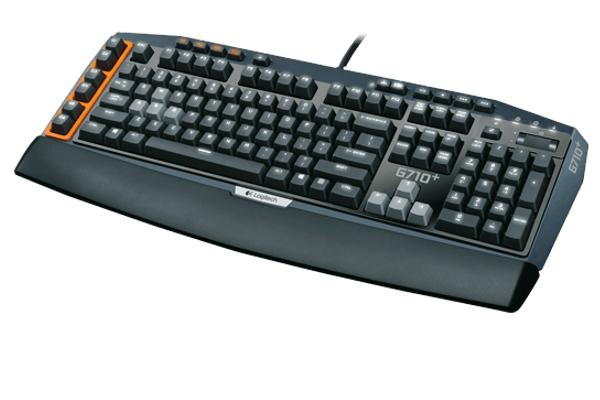 logitech klawiatura gamingowa