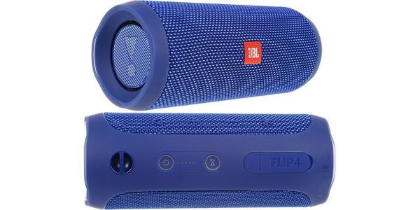flip 4 blue