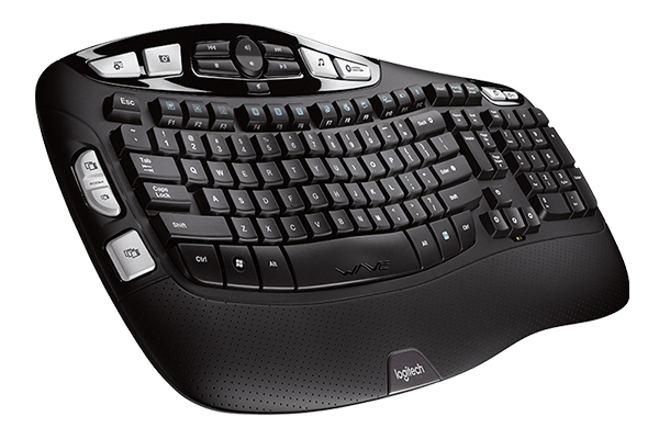 LOGITECH KEYBOARD WAVE K350