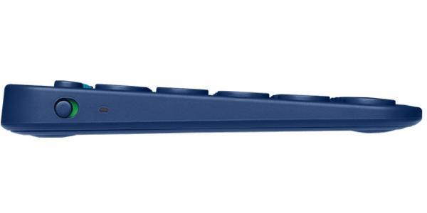 klawiatura bluetooth logitech k380
