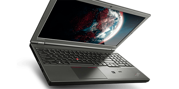 notebook lenovo think pad w541