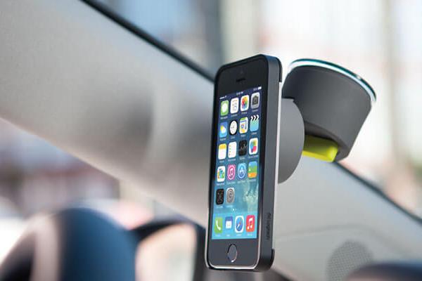 uchwyt telefon samochod
