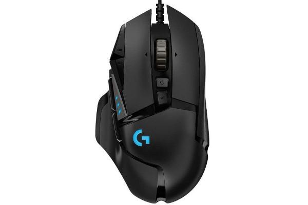 myszka logitech g502