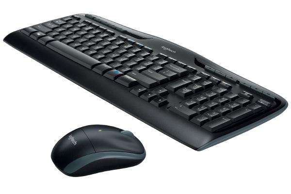 zestaw klawiatura mysz logitech mk320