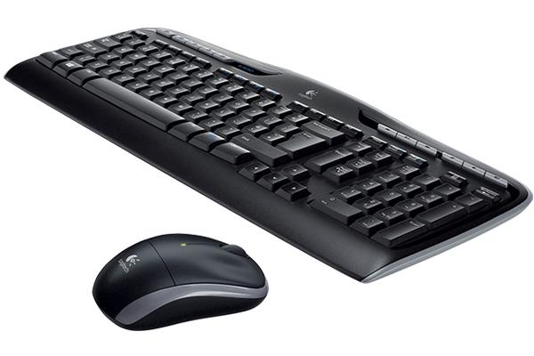 zestaw komputerowy do biura logitech mk330