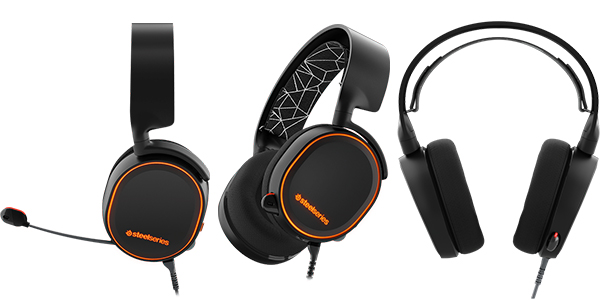 słuchawki gamingowe steelseries arctis 5