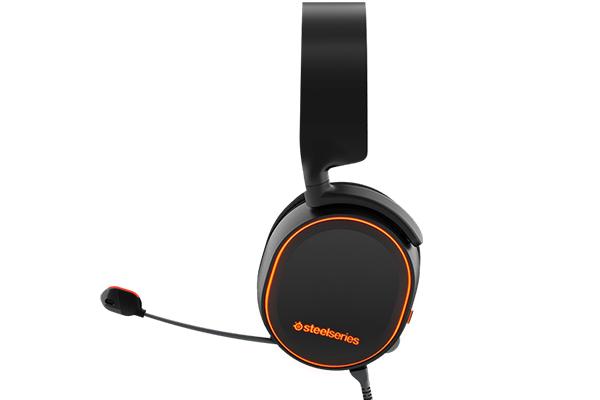 słuchawki gamingowe 7.1 steelseries arctis 5