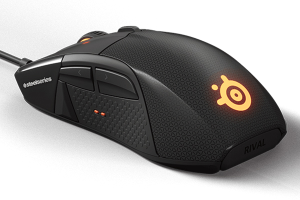 steelseries mysz gamingowa rival 700