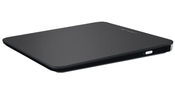 t650 logitech touchpad