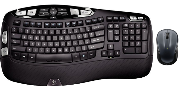 zestaw logitech k350 mx anywhere