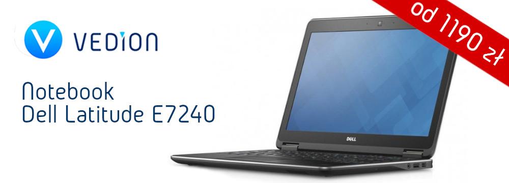 laptopy poleasingowe dell e7240