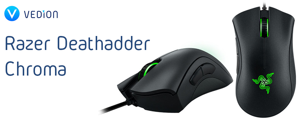 mysz do cs go razer deatchadder chroma