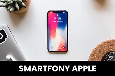 Telefony Apple Taniej
