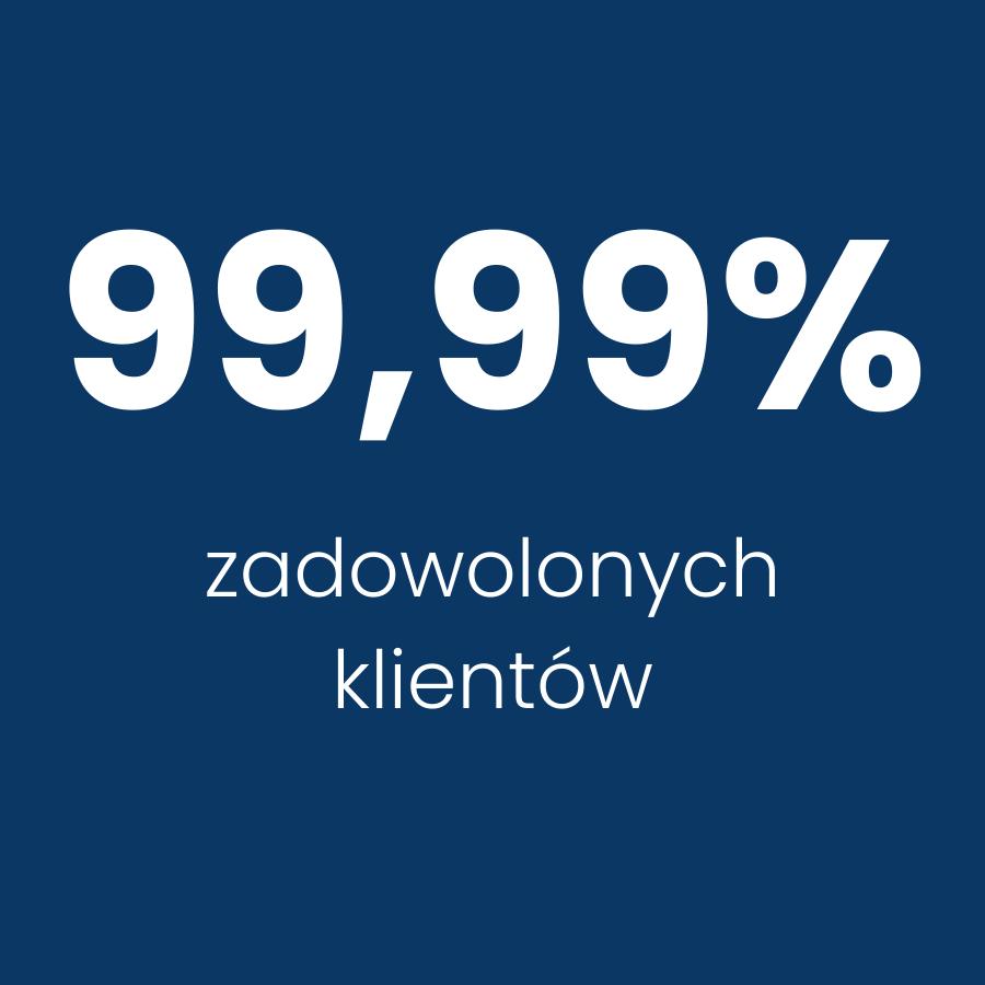 99% pozytywnych opinii Vedion na Allegro