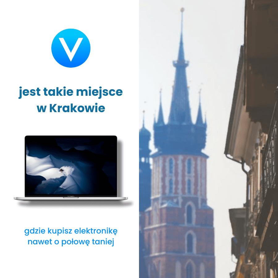 Vedion tanie komputery i laptopy poleasingowe Kraków