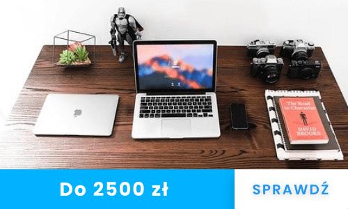 Laptop do 2500zł do nauki