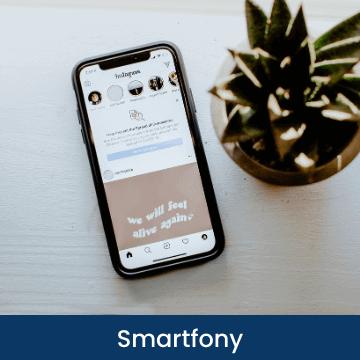 Smartfony do pracy zdalnej