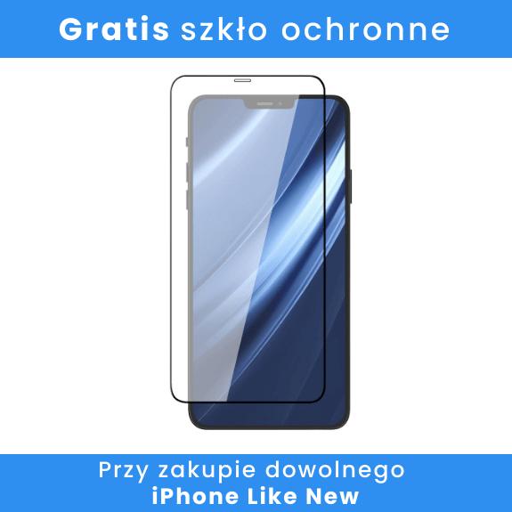 Dodatkowe szkło ochronne do Iphone