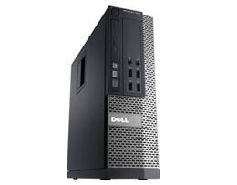(A) Komputer Dell Optiplex 790 SFF - i5 - 2 gen. / 4GB / 120 GB SSD