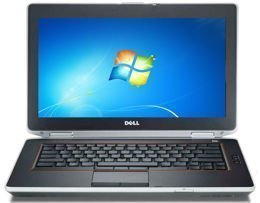 "(A) Notebook Dell Latitude E6420 - i5 2520M / 4GB / 120 GB SSD / 14"" / HD / Klasa A"