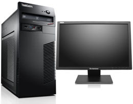Towar Poleasingowy - Klasa A \ Intel Pentium G3250 3,2 GHz \ 8GB DDR3 \ SSD 240 GB \ Intel HD Graphics