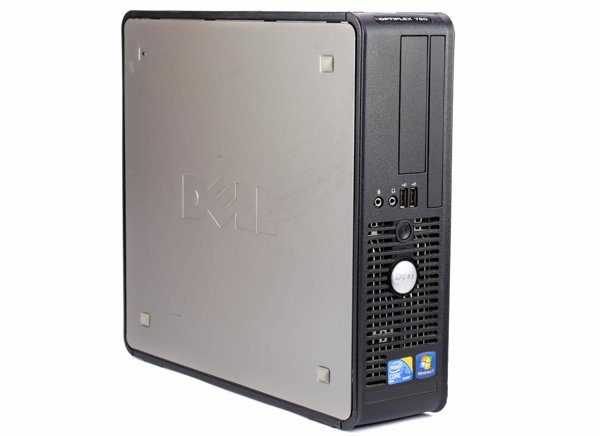 (A) Komputer Dell Optiplex 780 SFF / C2D / 4 GB / 240 GB SSD / WIN 7PRO