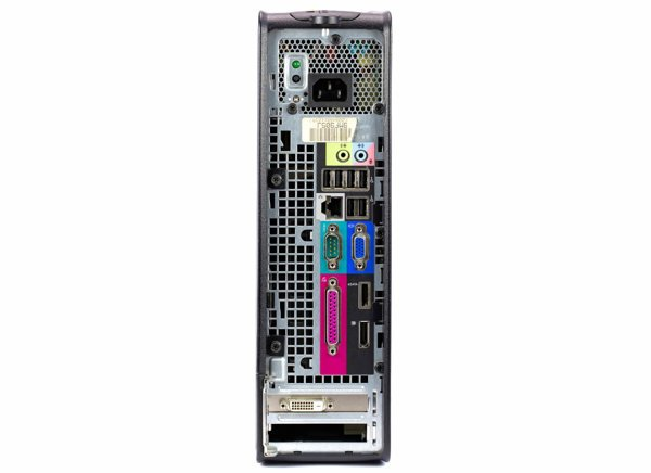 (A) Komputer Dell Optiplex 780 SFF / C2D / 8 GB / 250 GB HDD / WIN 7PRO