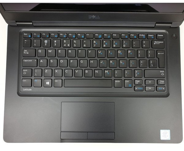 (A) Laptop Dell Latitude 5480 - i5-6300U / 16GB / 256 GB SSD / 14 / FHD / Klasa A