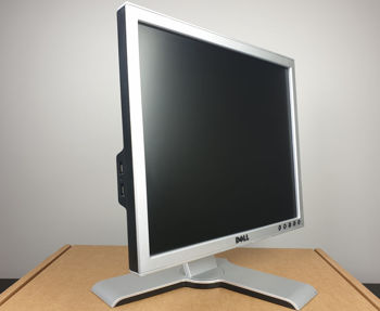 (A-) Monitor Dell 1707 FP