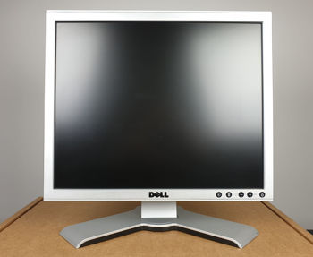 (A) Monitor Dell 1708 FP