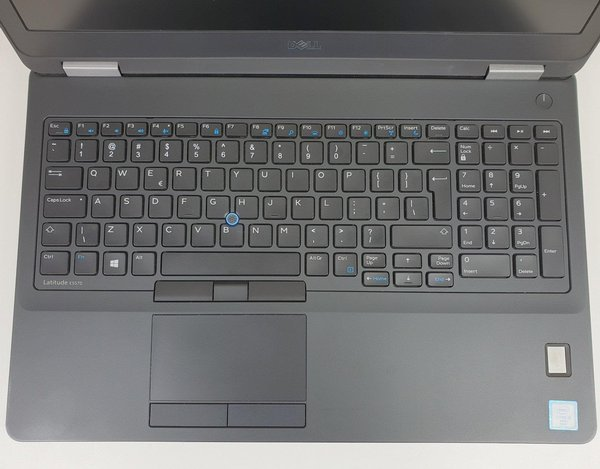 "(A) Notebook Dell Latitude E5570  i5-6200U  / 16 GB DDR4 / 120 GB SSD / FHD / 15,6"" / Klasa A"
