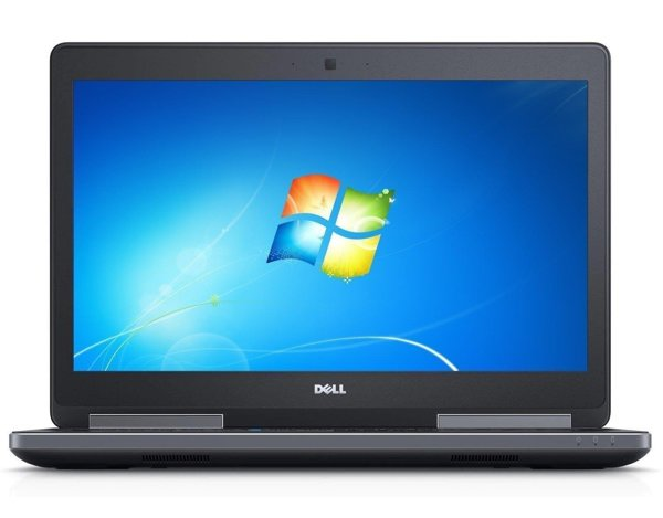 "(A) Notebook Dell Precision 7510 WorkStation - E3-1535M / 32GB / 512 GB SSD / 15,6"" UHD / AMD Firepro W5170M / Klasa A"