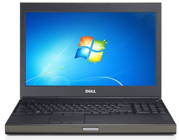 (A) Notebook Dell Precision M6800 WorkStation - i7 4800QM / 16GB / 500 GB HDD / 17,3 FHD / K3100M / Klasa A
