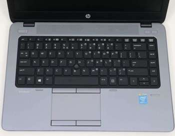 "(A) Notebook HP EliteBook 840 G1 i5 - 4 generacja / 4 GB / 320 GB HDD / 14"" / Klasa A"