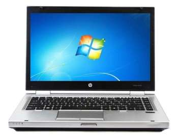 "(A) Notebook HP EliteBook 8460P - i5-2520M / 4 GB / 240 GB SSD / 14"" HD / Klasa A"