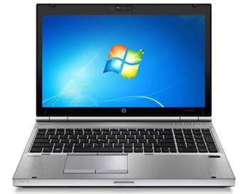 "(A) Notebook HP EliteBook 8570P - i5 -3 generacja / 4GB / 250 GB HDD / 15"" 1600x900 HD+ / Klasa A"