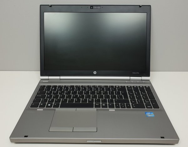 (A) Notebook HP EliteBook 8570P - i5-3230M / 4GB / 500 GB HDD / HD+ / RADEON 7570M / Klasa A