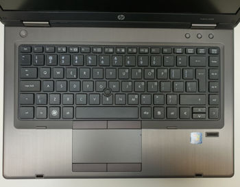"(A) Notebook HP ProBook 6465B - AMD A6-3410MX / 4GB / 120 GB SSD / 14,1"" / Klasa A"