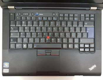 "(A) Notebook Lenovo ThinkPad T410 - i5-M520 / 8 GB / 120 GB SSD / 14"" WXGA / Klasa A"