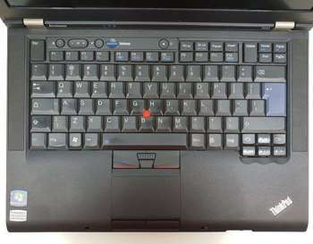"(A) Notebook Lenovo ThinkPad T410 - i5-M520 / 8 GB / 480 GB SSD / 14"" WXGA / Klasa A"
